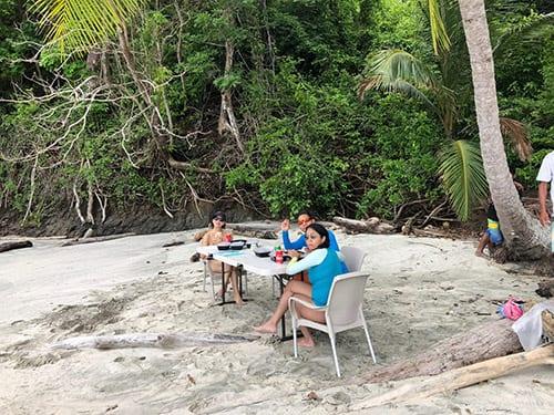 island picnic cala mia resort