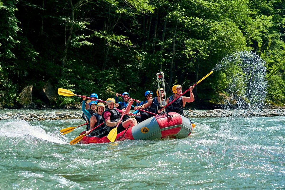 boquete panama rafting