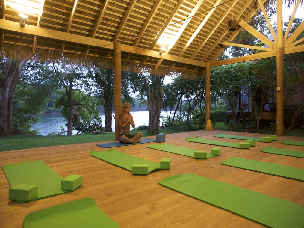 Panama yoga