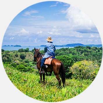 Panama horseback tours
