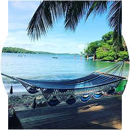 Islas a visitar en Panamá