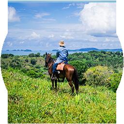 Panama Horseback riding