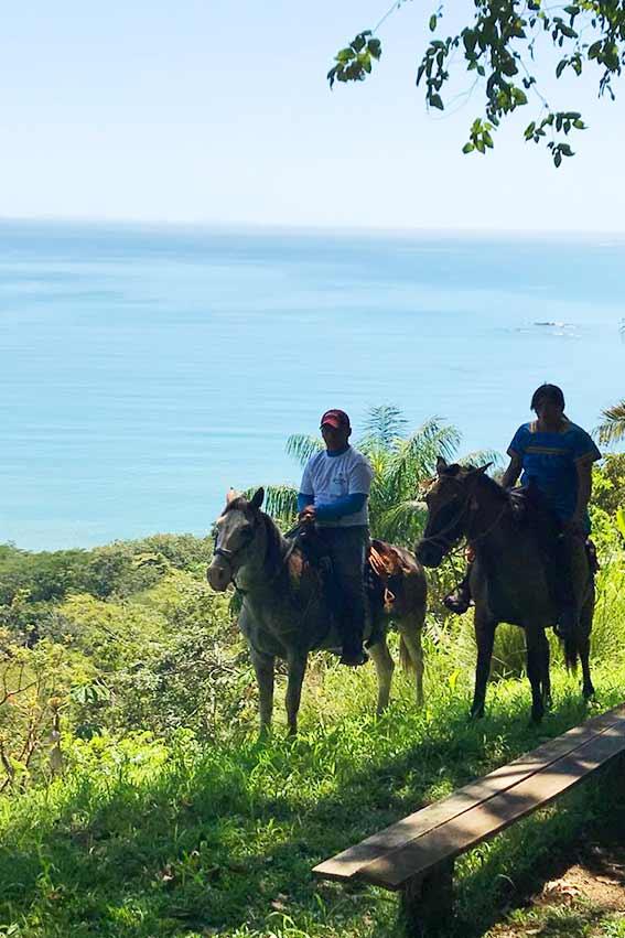 Cala Mai Horseback Tour