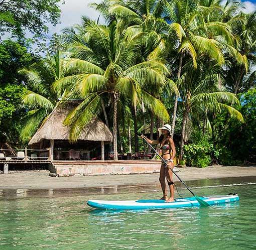All Inclusive rivate beach resort