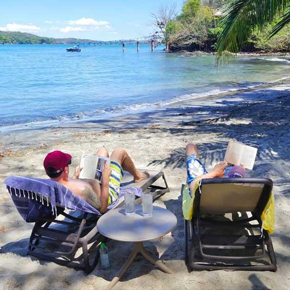 Best Panama Beach Club