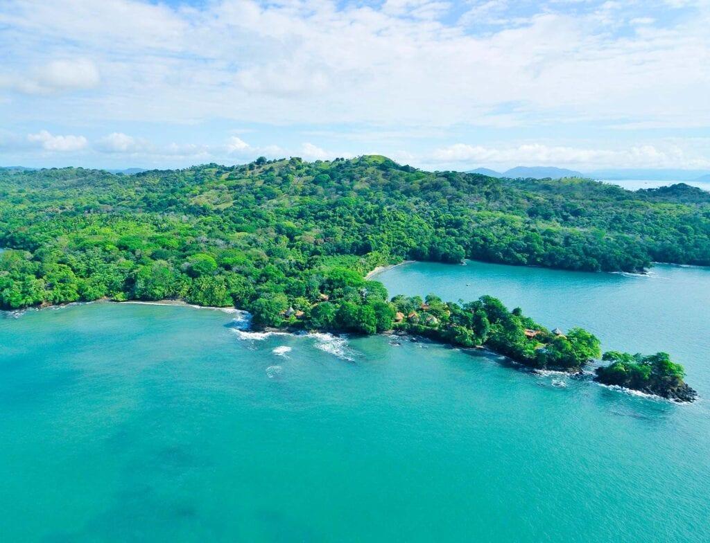 Island Vacation Panama