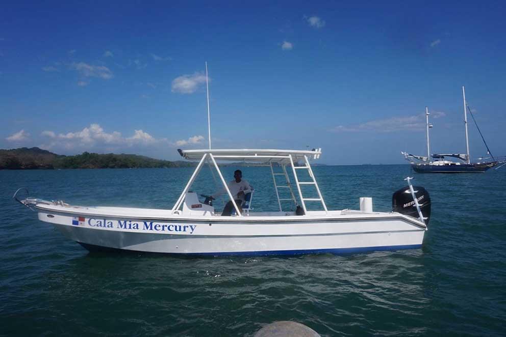 Panama Dive Boat